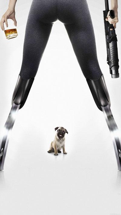 Кучешки постер