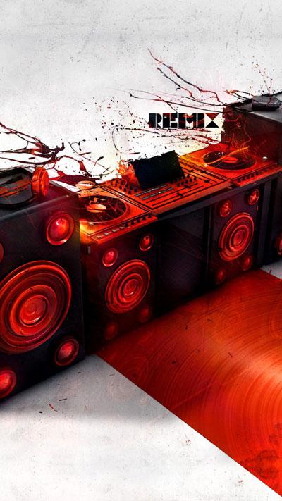 Powered DJ Speakers