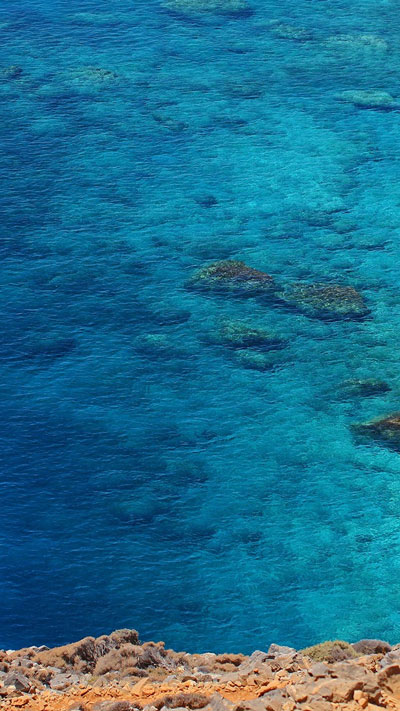 Ocean Sea, Blue Summer
