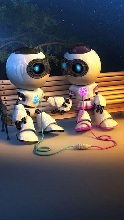 Robo Love, Funny