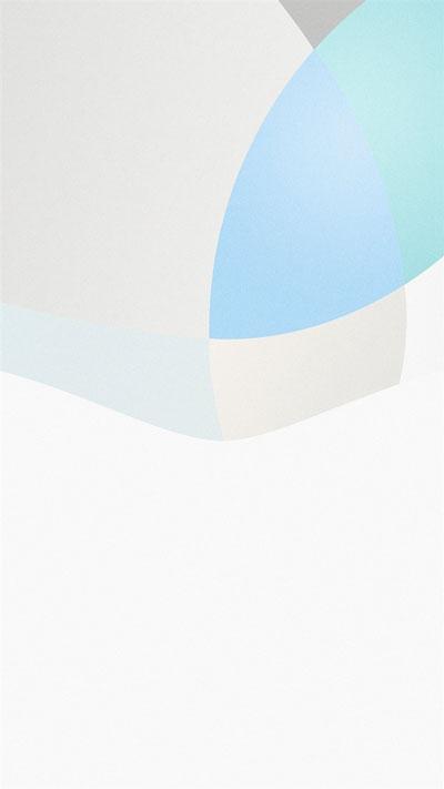 Apple минималистично лого илюстрация Тапет за телефон