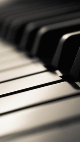 Piano music romance art