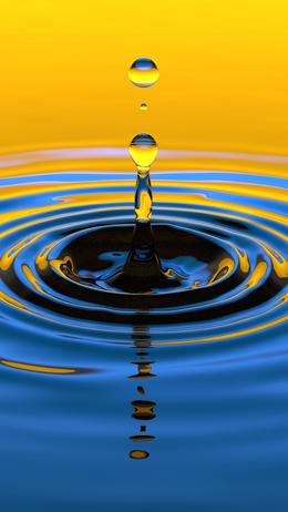 Water Beautiful texture pattern