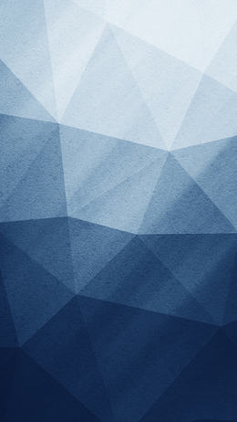 Polygon blue texture abstract pattern