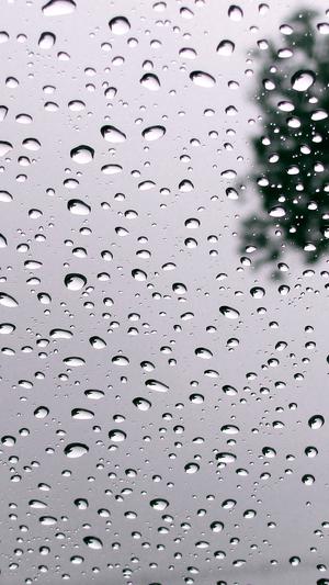 Rain-drop-cold-pattern