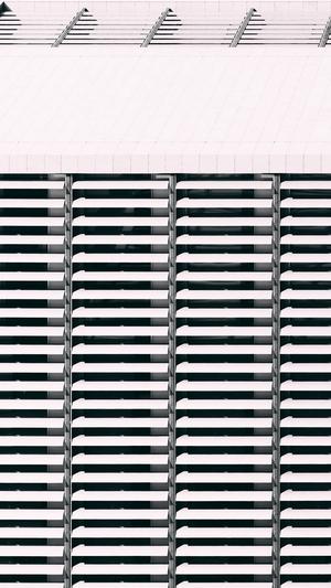 architecture-bw-dark-line-pattern-background-white
