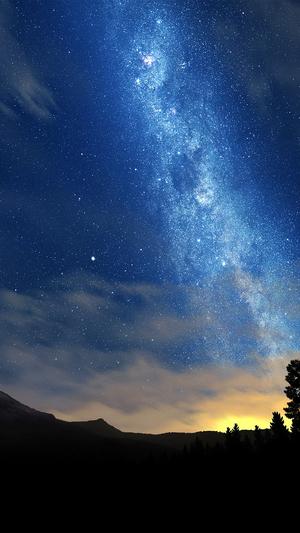 wonderful-tonight-space-star-sunset-mountain