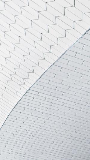 Architecture-white-pattern