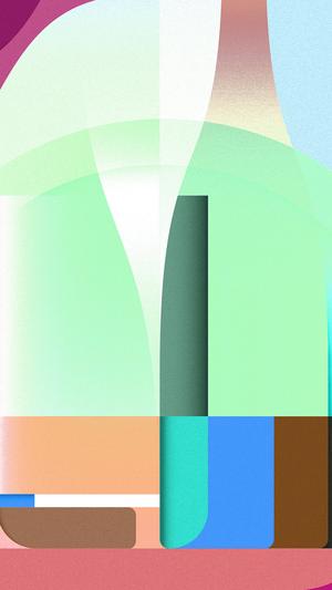 Art-color-poster-digital-flat
