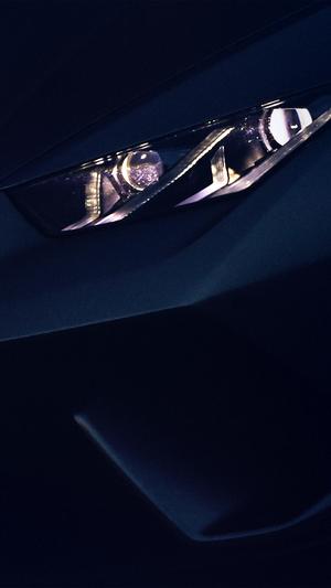 car-lamborghini-light-dark-minimal-simple-art-blue