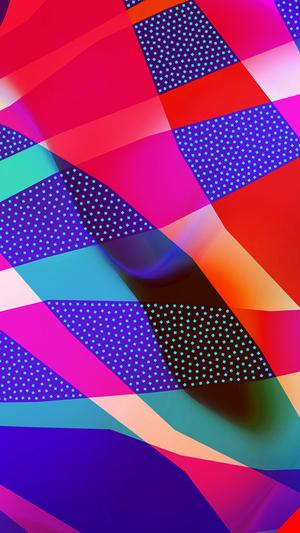 rainbow-pattern-abstract-art-blue